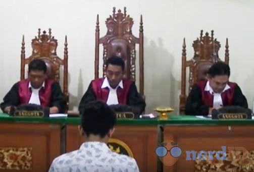 sidang pengadilan pidana